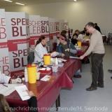 Blutspende-Aktionstag von BSD und voXXclub
