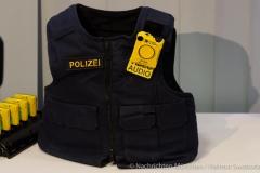 Body-Cams für mehr Schutz der Polizisten (1 von 20)