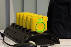 Body-Cams für mehr Schutz der Polizisten (2 von 20)