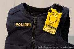 Body-Cams für mehr Schutz der Polizisten (3 von 20)