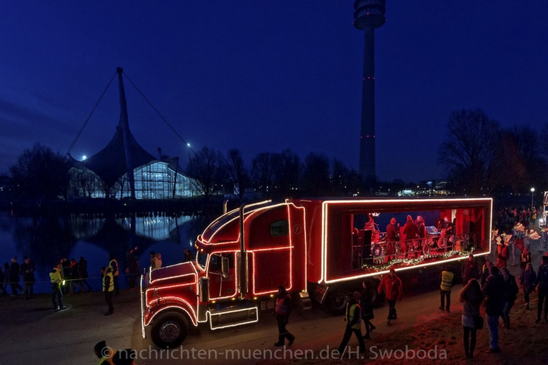 Coca-Cola Weihnachtsparade 0060