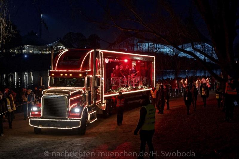 Coca-Cola Weihnachtsparade 0130