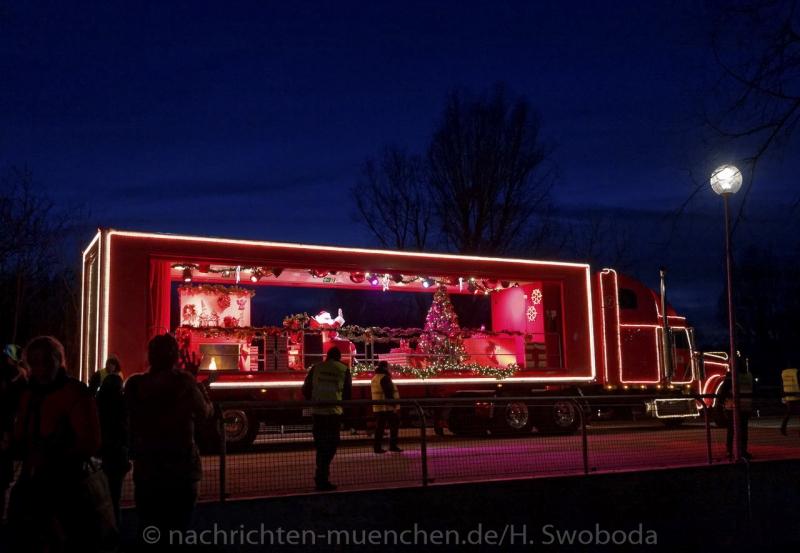 Coca-Cola Weihnachtsparade 0140