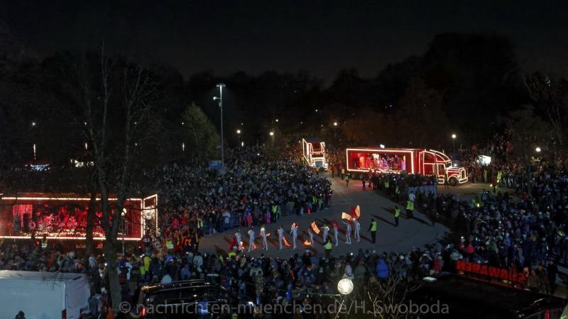 Coca-Cola Weihnachtsparade 0200
