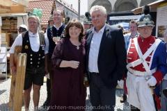 Stadtgruendungsfest München 1720