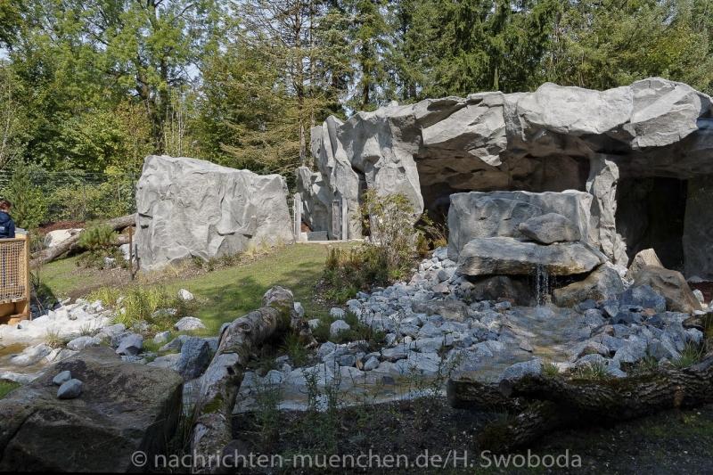 Hellabrunn - Eroeffnung Polarwelt 0310