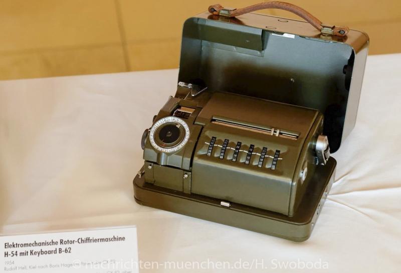 Deutsches Museum bekommt Kryptografie-Sammlung 0030
