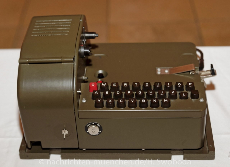 Deutsches Museum bekommt Kryptografie-Sammlung 0040