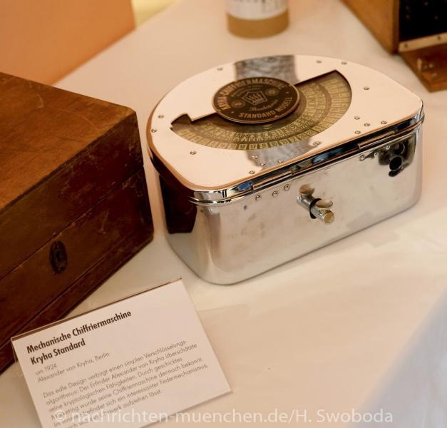 Deutsches Museum bekommt Kryptografie-Sammlung 0050