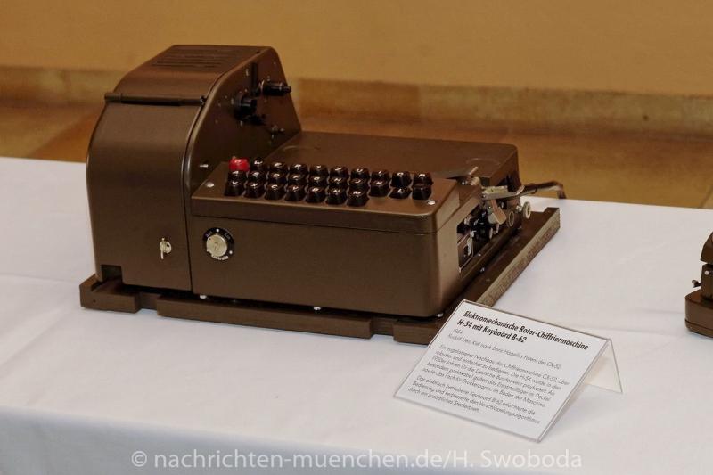 Deutsches Museum bekommt Kryptografie-Sammlung 0130