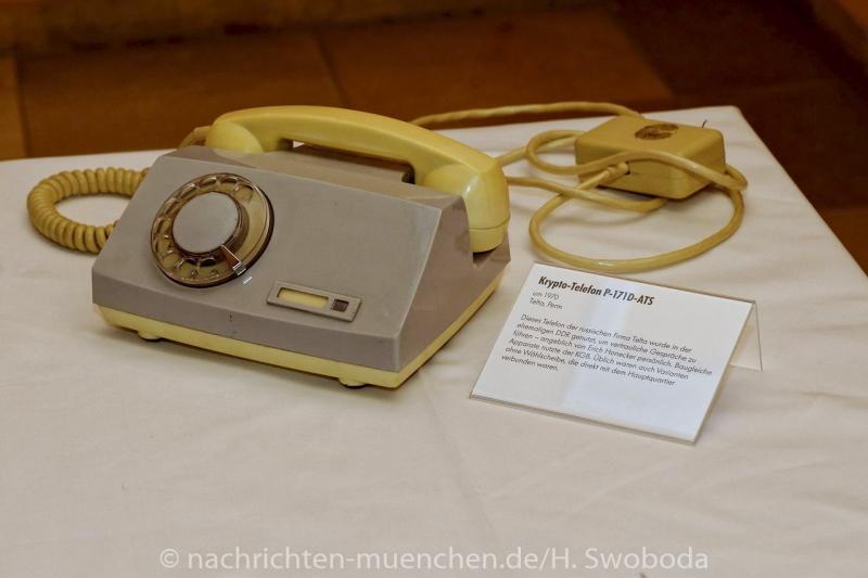 Deutsches Museum bekommt Kryptografie-Sammlung 0140