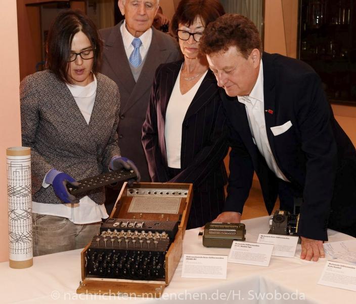 Deutsches Museum bekommt Kryptografie-Sammlung 0160