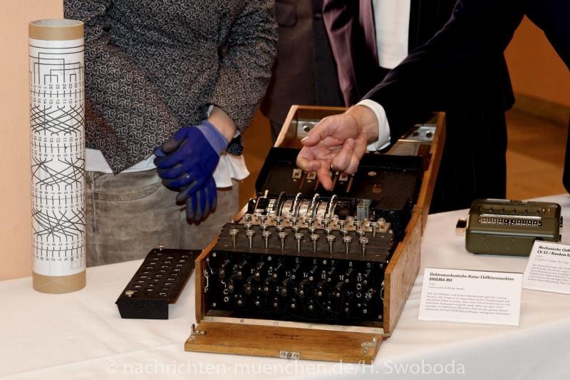 Deutsches Museum bekommt Kryptografie-Sammlung 0170