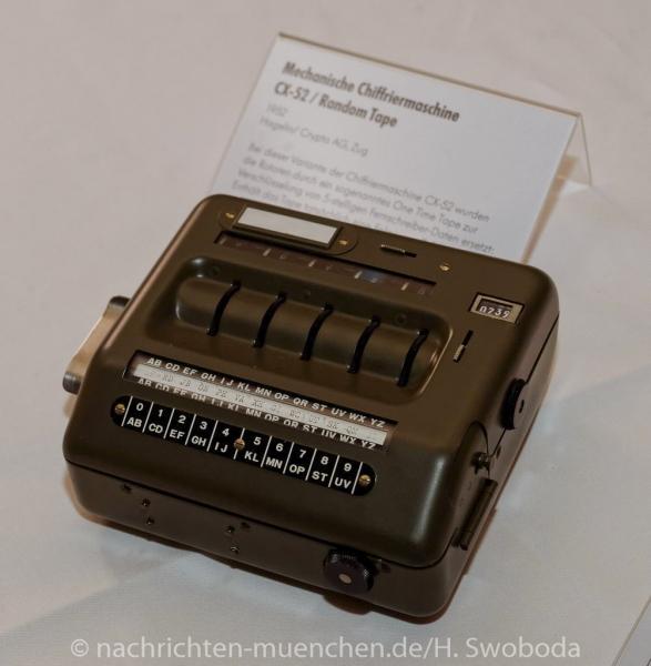 Deutsches Museum bekommt Kryptografie-Sammlung 0240