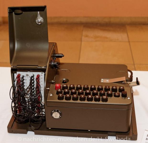 Deutsches Museum bekommt Kryptografie-Sammlung 0250