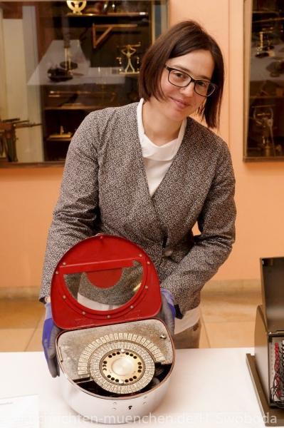 Deutsches Museum bekommt Kryptografie-Sammlung 0300