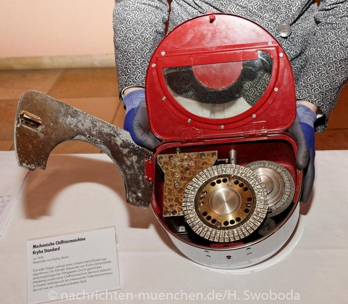 Deutsches Museum bekommt Kryptografie-Sammlung 0310