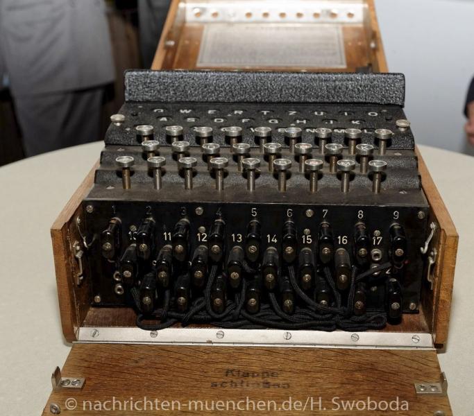 Deutsches Museum bekommt Kryptografie-Sammlung 0320