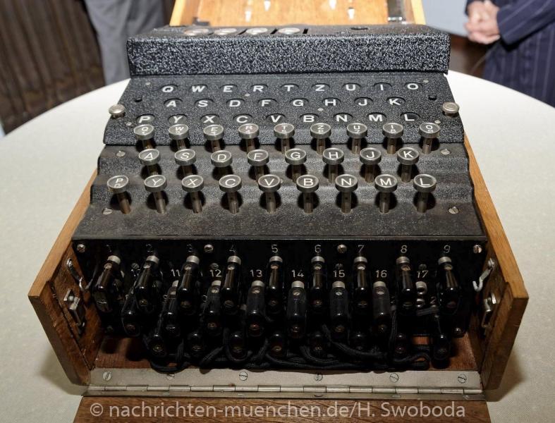 Deutsches Museum bekommt Kryptografie-Sammlung 0330