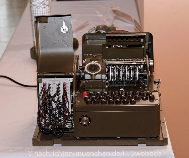 Deutsches Museum bekommt Kryptografie-Sammlung 0340