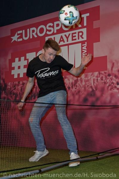 EUROSPORT PLAYER TGIM FESTIVAL 0520
