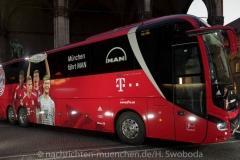 FCB - Busuebergabe Mannschaftsbus 0010