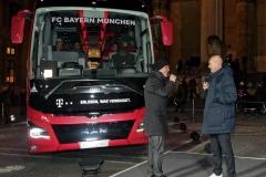 FCB - Busuebergabe Mannschaftsbus 0110