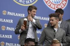FC Bayern Lederhosen-Shooting