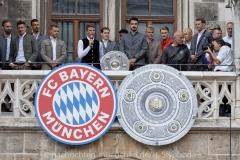 FCB-Meisterschaftsfeier 0520