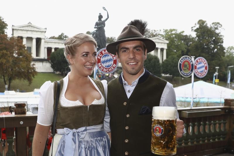 Der FC Bayern München auf dem Oktoberfest 2016