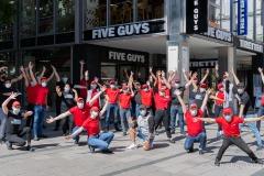 Five Guys Opening 1