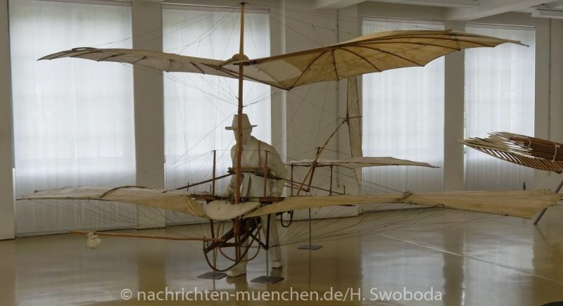 25 Jahre Flugwerft Schleissheim - Presserundgang 0040
