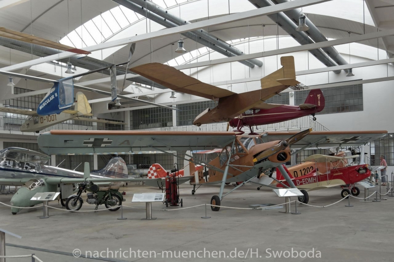 25 Jahre Flugwerft Schleissheim - Presserundgang 0090