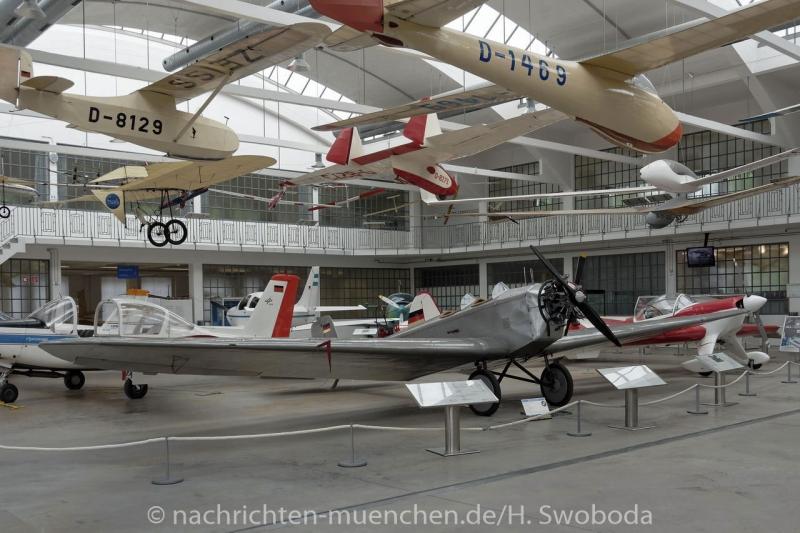 25 Jahre Flugwerft Schleissheim - Presserundgang 0100