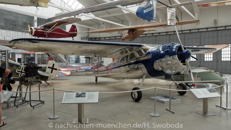 25 Jahre Flugwerft Schleissheim - Presserundgang 0120