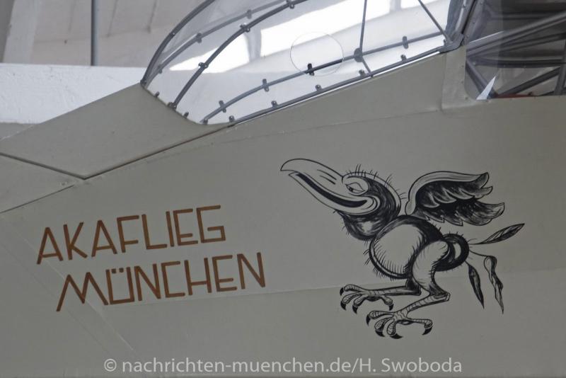 25 Jahre Flugwerft Schleissheim - Presserundgang 0130