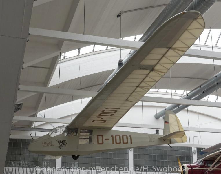 25 Jahre Flugwerft Schleissheim - Presserundgang 0140