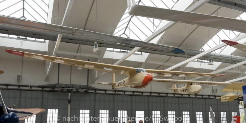 25 Jahre Flugwerft Schleissheim - Presserundgang 0150
