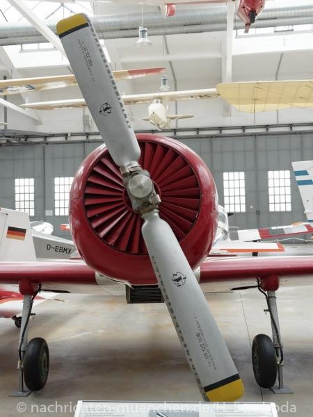25 Jahre Flugwerft Schleissheim - Presserundgang 0160