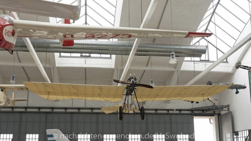 25 Jahre Flugwerft Schleissheim - Presserundgang 0170
