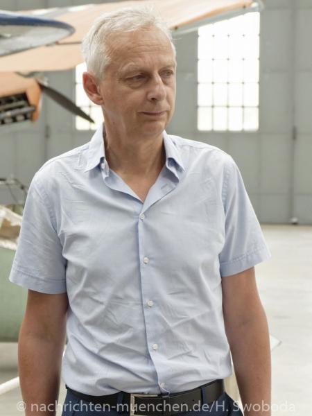 25 Jahre Flugwerft Schleissheim - Presserundgang 0200