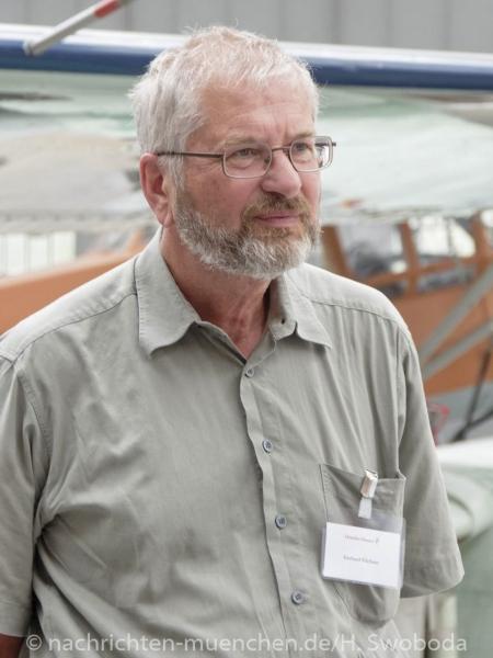 25 Jahre Flugwerft Schleissheim - Presserundgang 0210