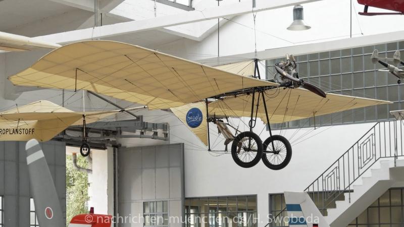 25 Jahre Flugwerft Schleissheim - Presserundgang 0230