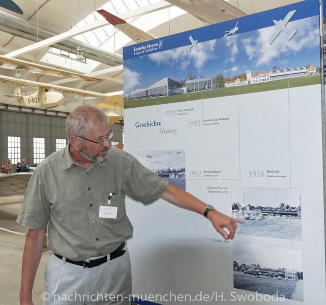 25 Jahre Flugwerft Schleissheim - Presserundgang 0250