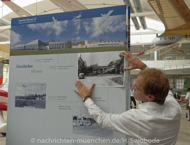 25 Jahre Flugwerft Schleissheim - Presserundgang 0260