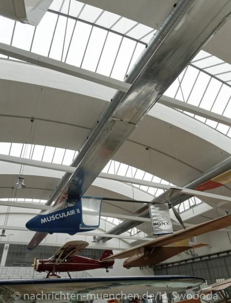 25 Jahre Flugwerft Schleissheim - Presserundgang 0270