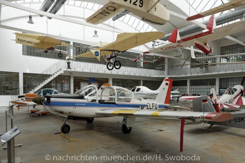 25 Jahre Flugwerft Schleissheim - Presserundgang 0280