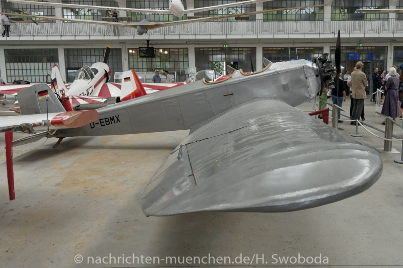 25 Jahre Flugwerft Schleissheim - Presserundgang 0290