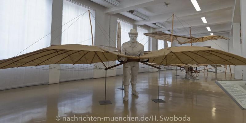 25 Jahre Flugwerft Schleissheim - Presserundgang 0310