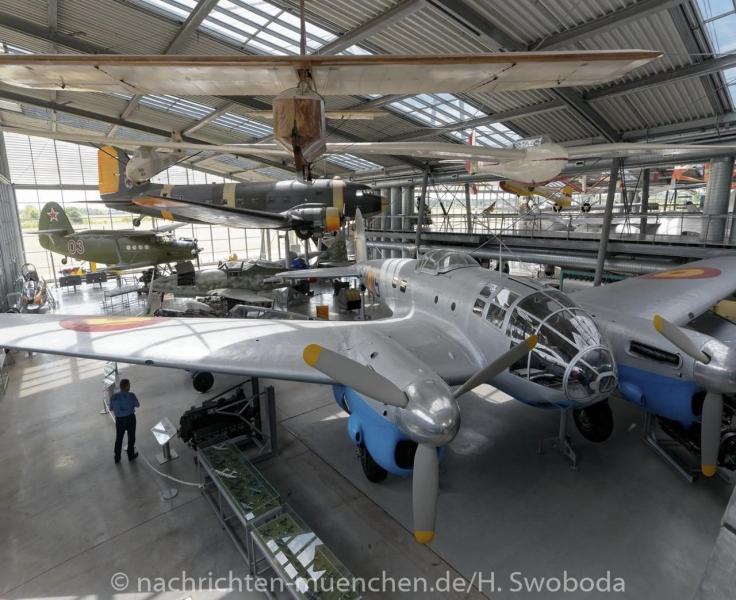 25 Jahre Flugwerft Schleissheim - Presserundgang 0350